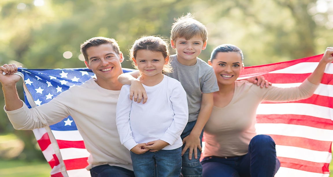 FAMILY LIFE IN THE USA - ETUDIANTS