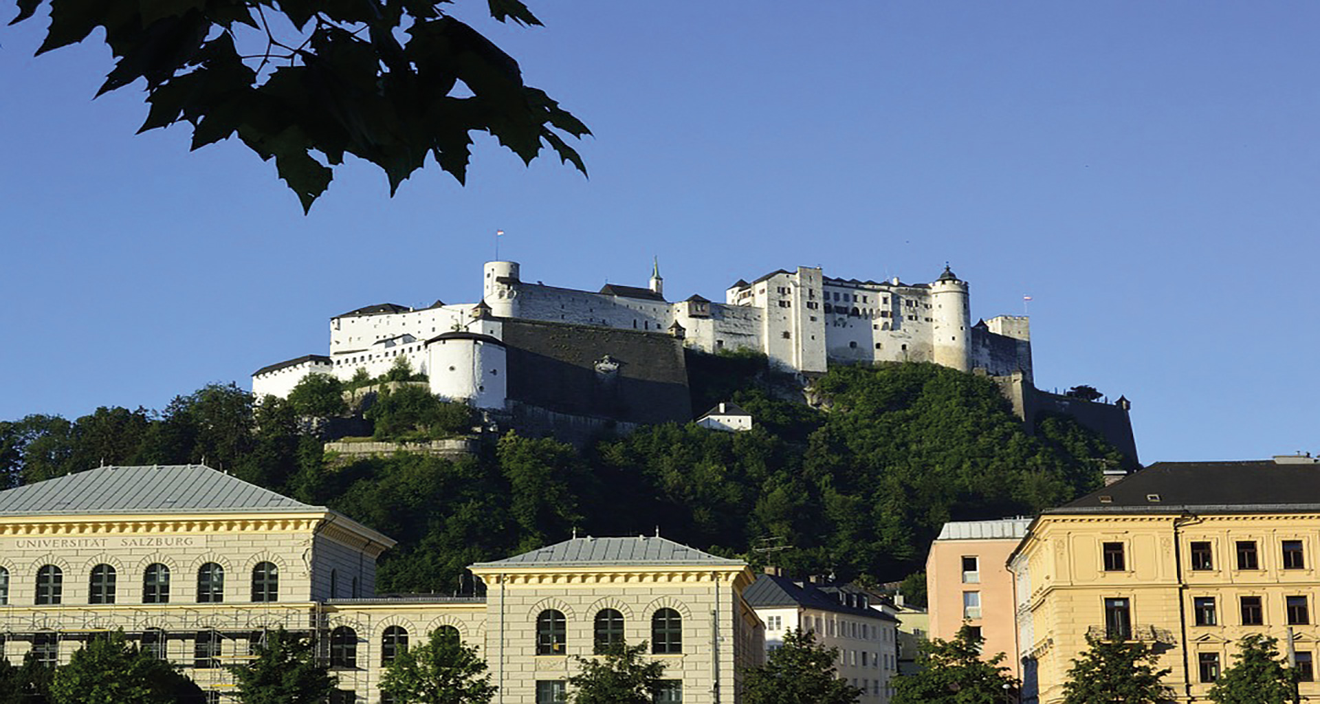 Salzburg - Vienne