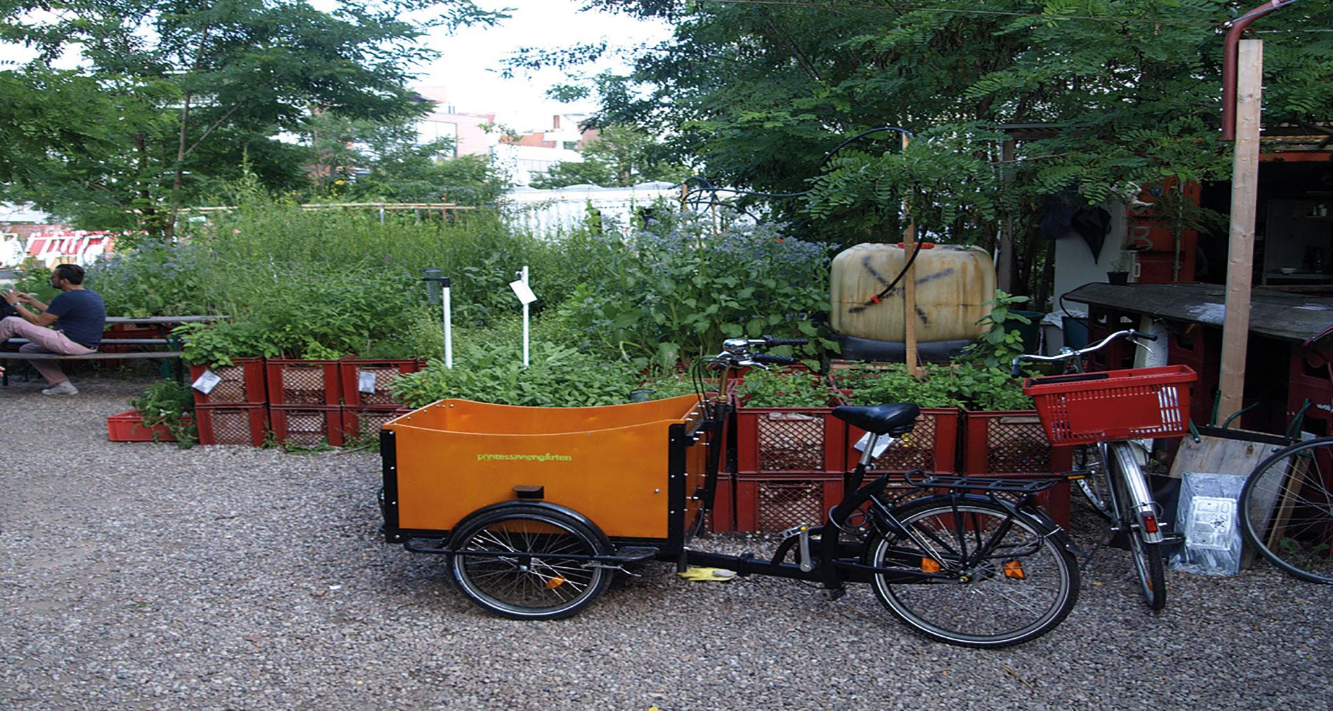 Berlin - Agriculture Bio et Organique