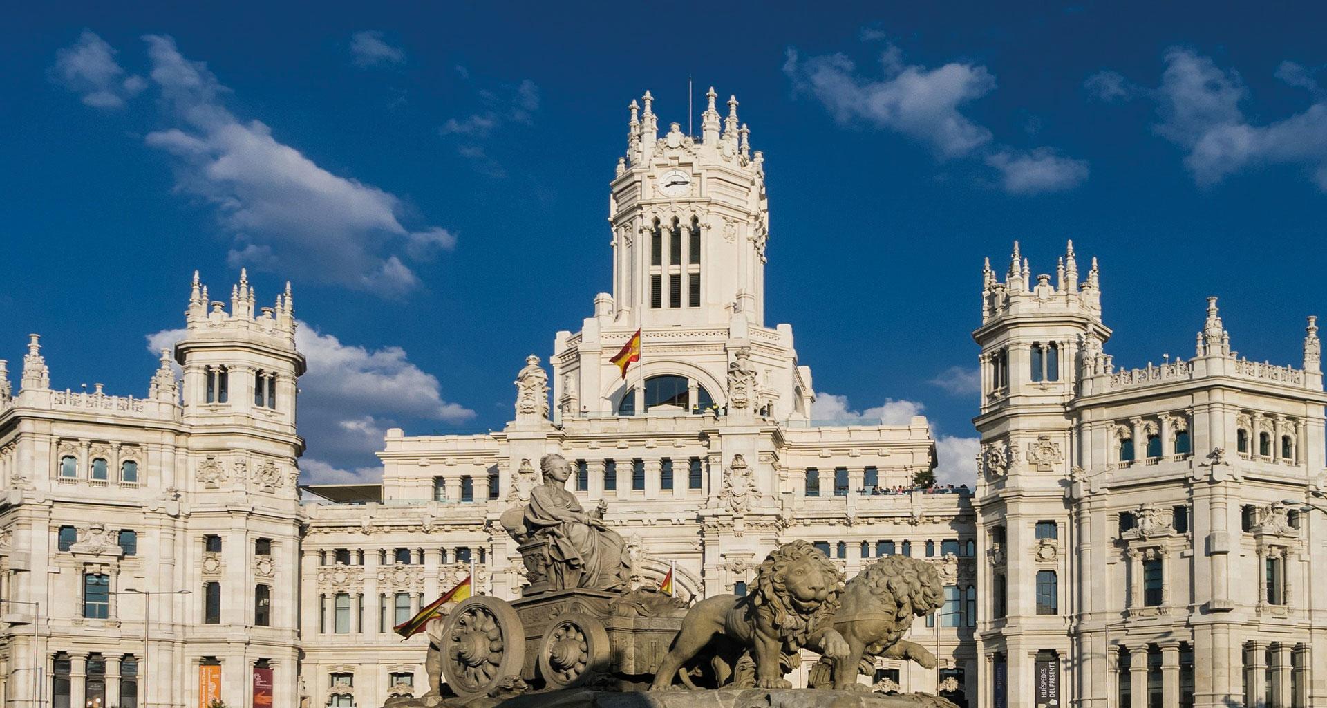 Madrid - Séjour avec cours