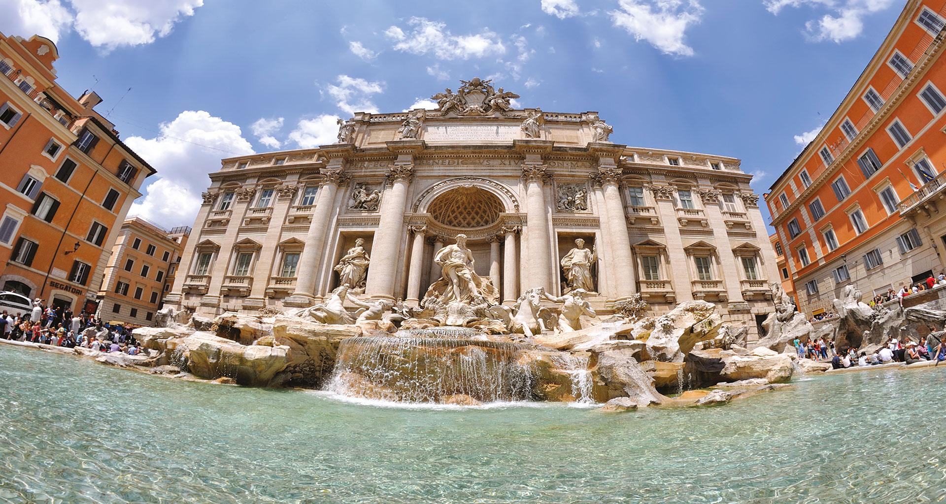Rome - Les imposés