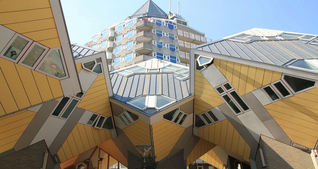 Amsterdam, La Haye, Rotterdam