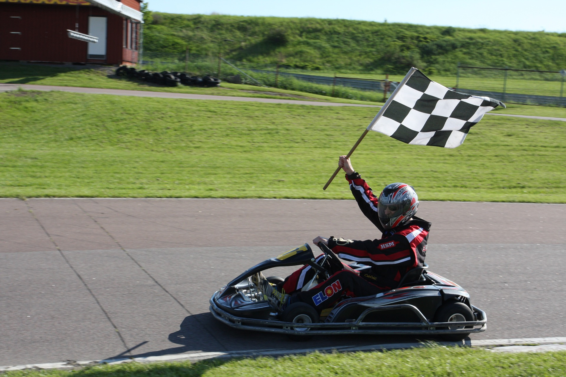 BRITISH VILLAGE OPTION KARTING - COLLEGIENS