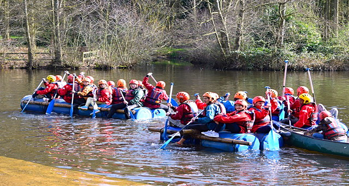 ENGLISH & ADVENTURE CAMP IN DEVON - LYCEENS