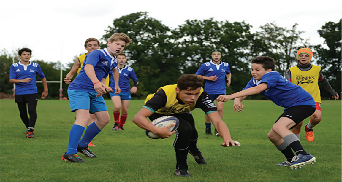ENGLISH & RUGBY IN OXFORDSHIRE - INTERNATIONAL