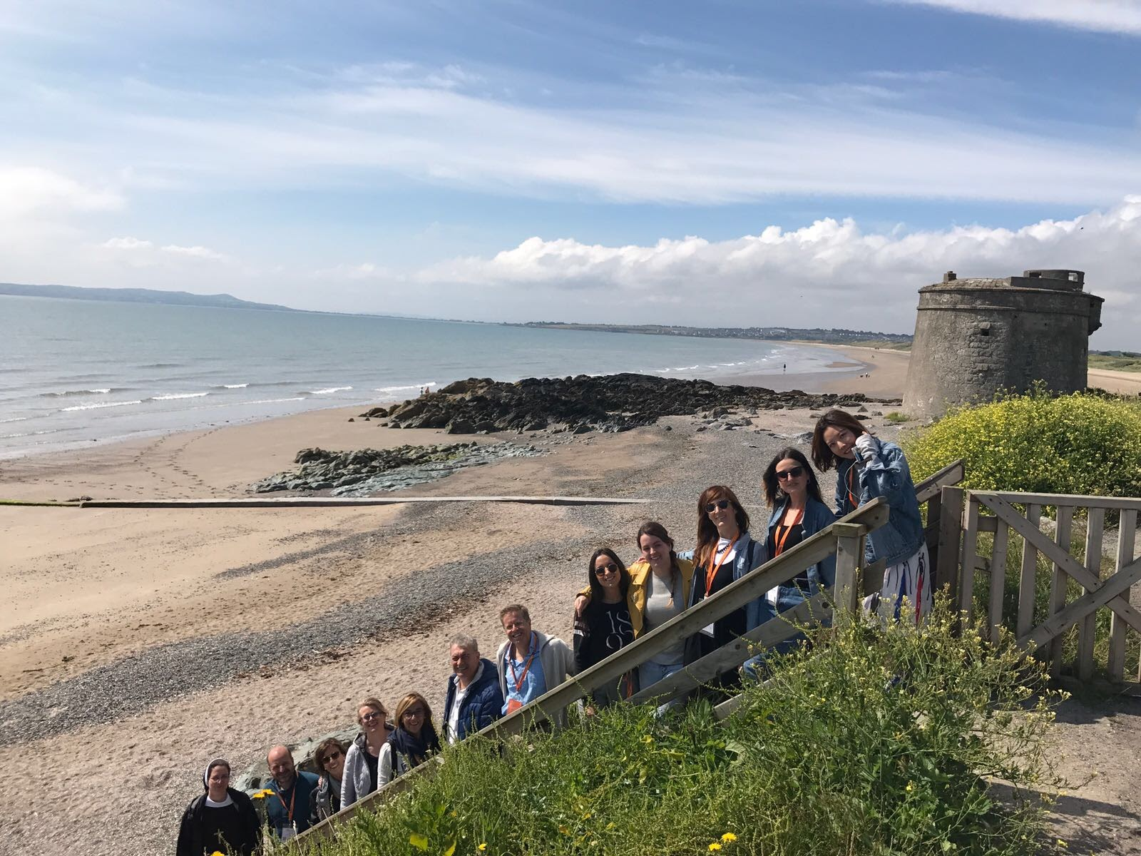 ENGLISH & ACTIVITIES IN IRELAND COLLEGIENS - FAMILLE - PRINTEMPS 2020