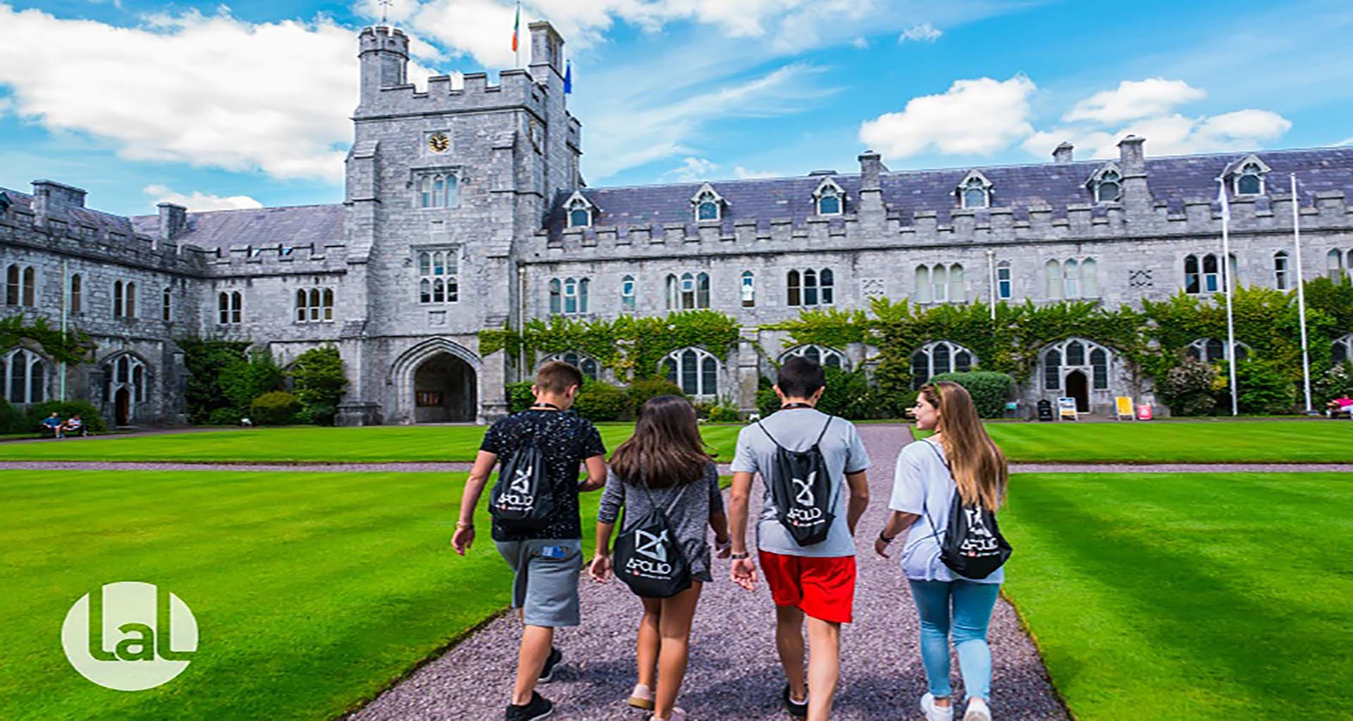 ENGLISH & ACTIVITIES IN CORK OR DUBLIN - INTERNATIONAL - en campus
