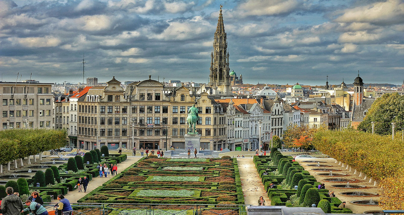 BRUXELLES-MALINES-ANVERS
