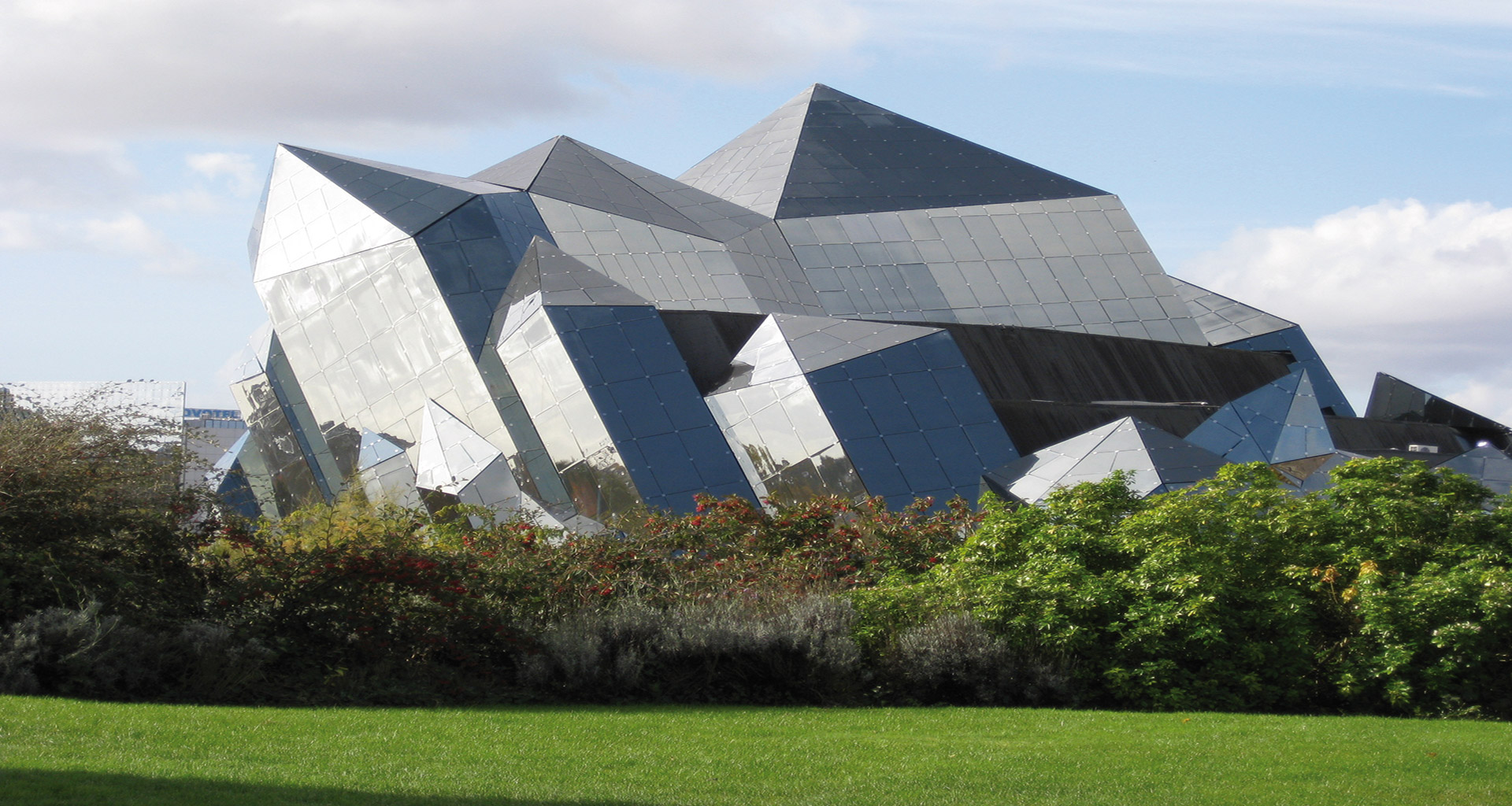 FUTUROSCOPE - SCIENCES ET TECHNOLOGIE