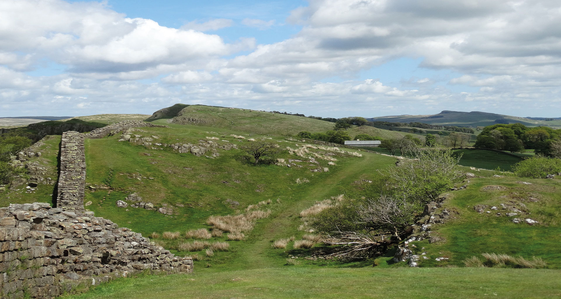HADRIAN'S WALL, EDINBURGH